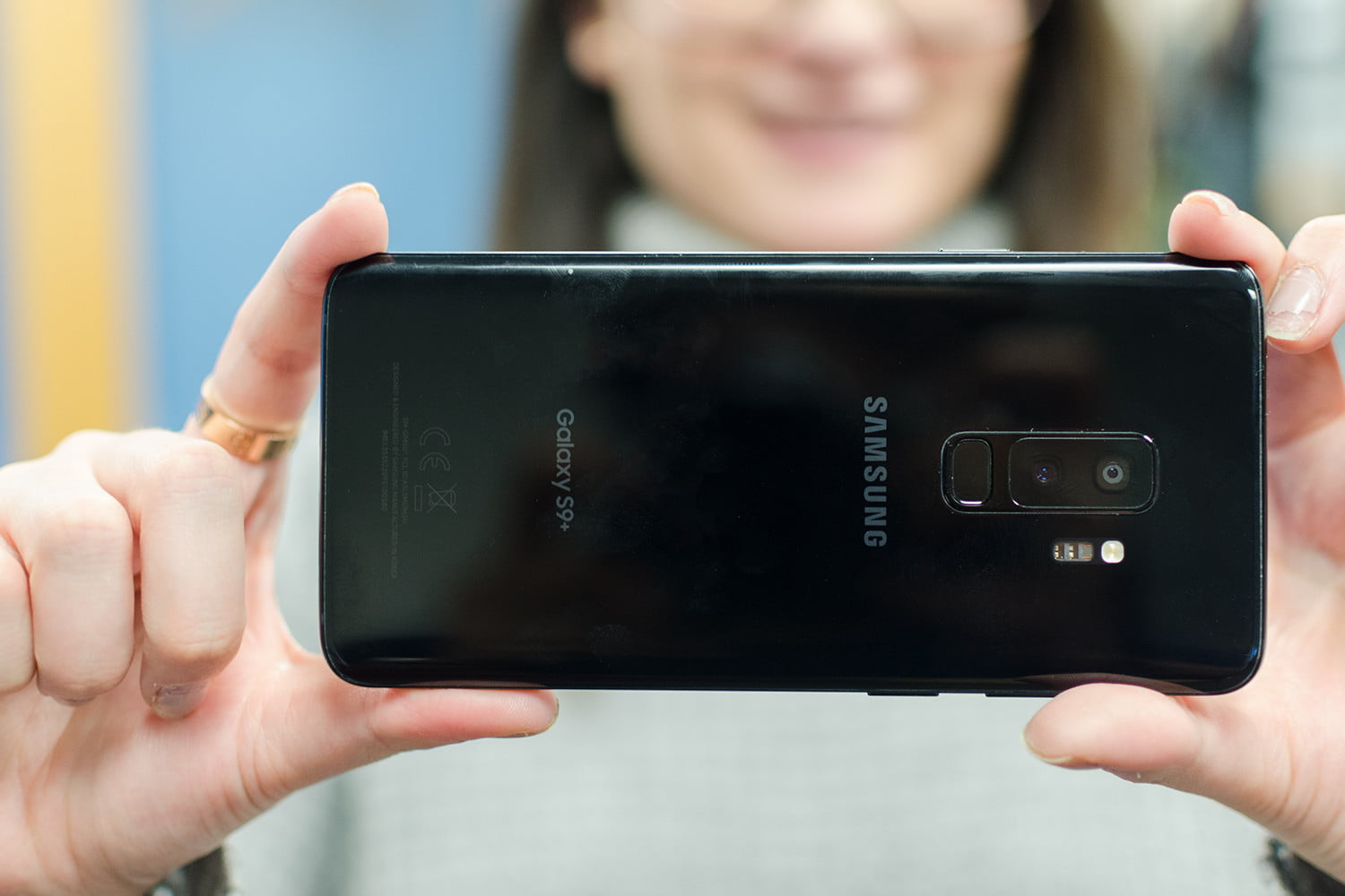 Tv Bank Rollbar Samsung Galaxy S9 Plus Review Digital Trends