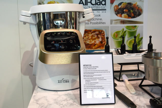 The All-Clad PrepCook Is a Multi-Cooker that Chops, Mixes, Cooks