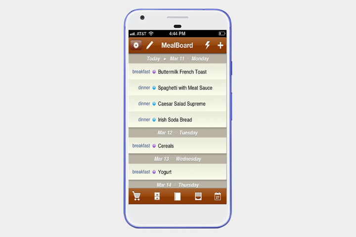 Best Meal-planning Apps to Save Time or Lose Weight Digital Trends - online menu planner free