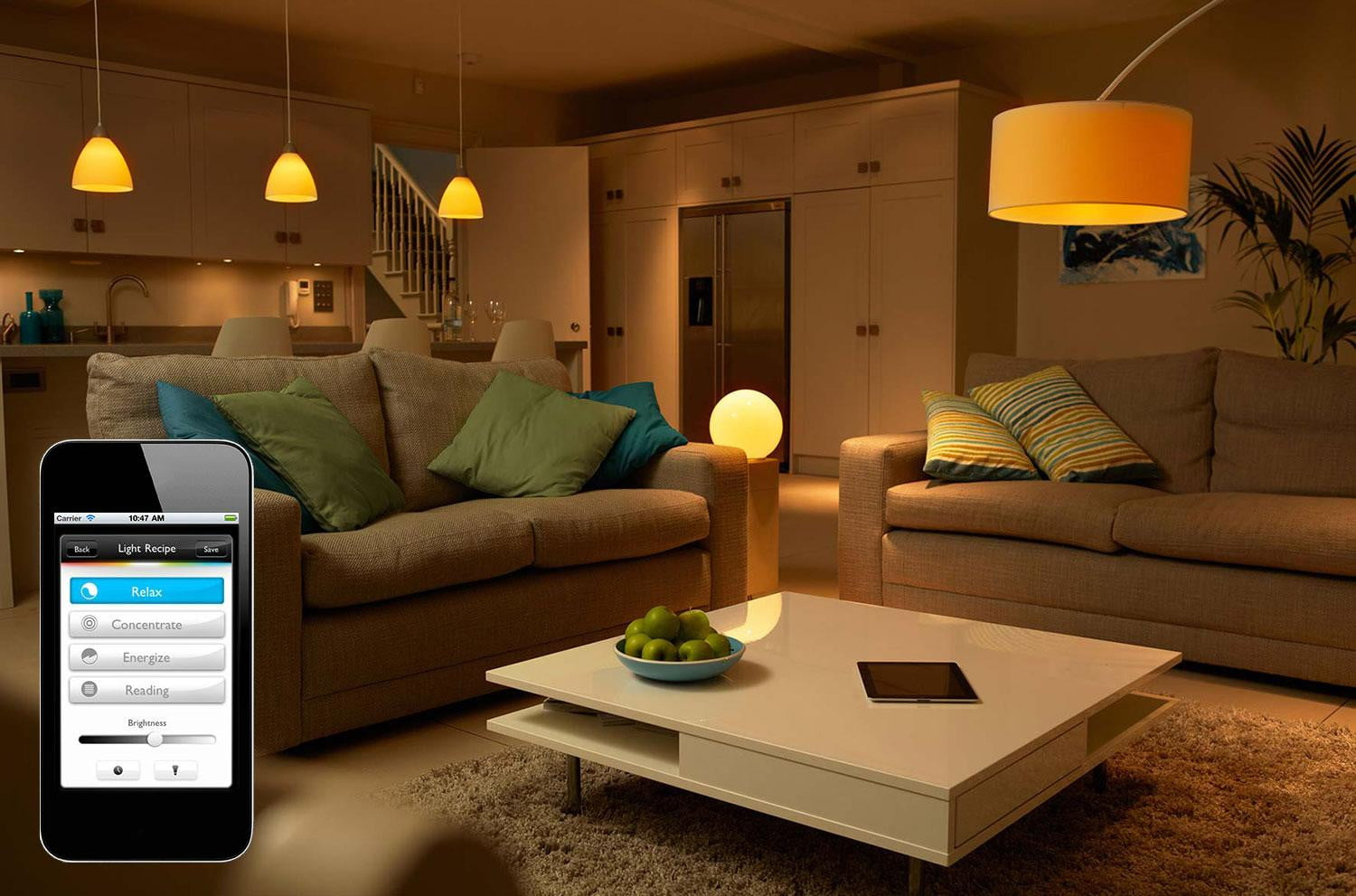 Plafondlamp Woonkamer Praxis Philips Hue Review Digital Trends