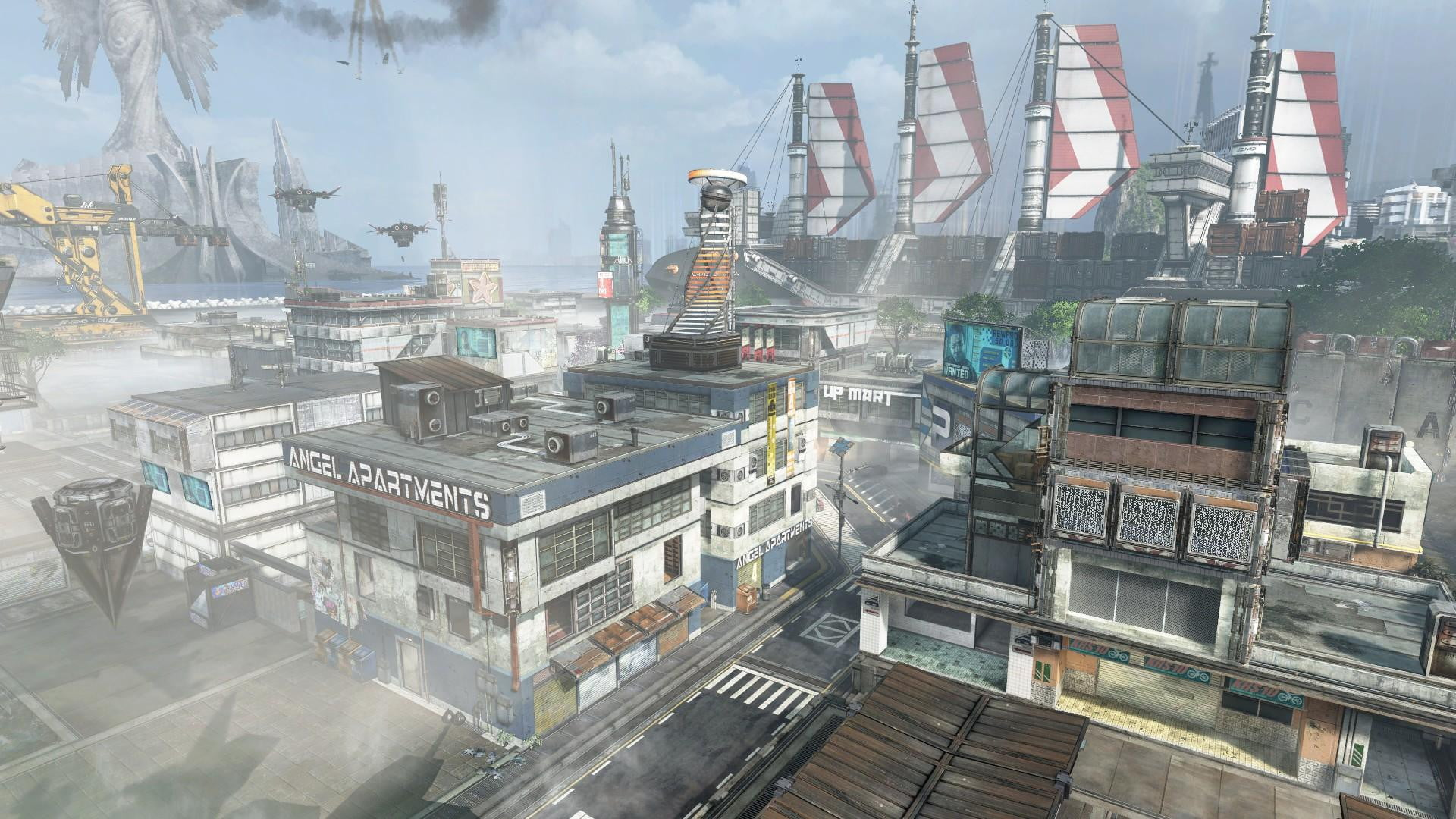 Gothic Fall Wallpaper Titanfall 2 Will Receive Free Dlc Map In December Gamer