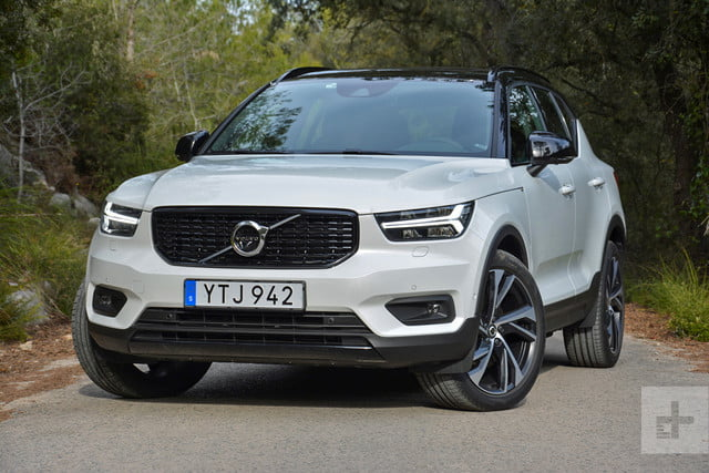2019 Volvo Xc40 Review Driving Impressions Specs