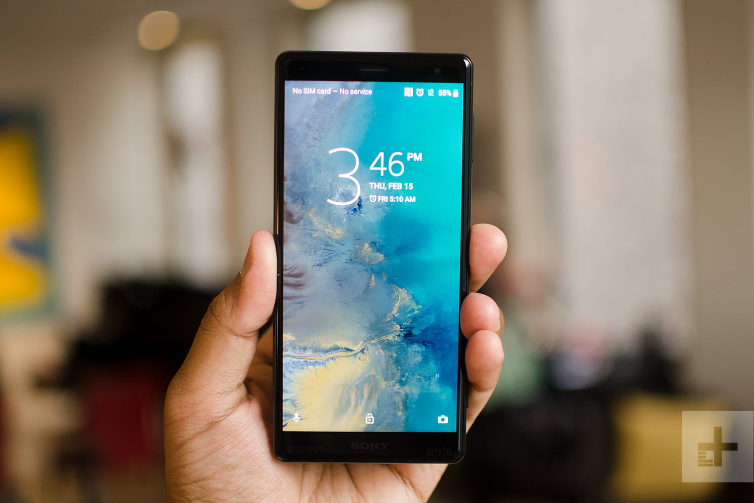 Full Hd Wallpaper For 5 Inch Screen Sony Xperia Xz2 And Xz2 Compact Hands On Review Digital