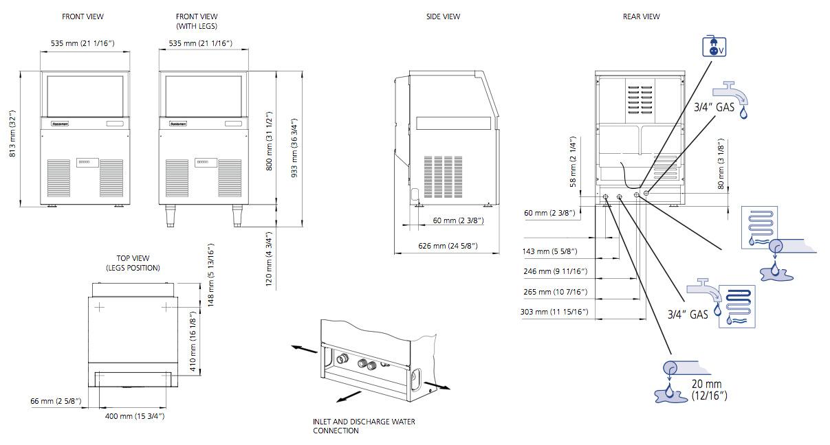 Wiring Diagram Flake Ice Machine - Wiring Diagram Local on