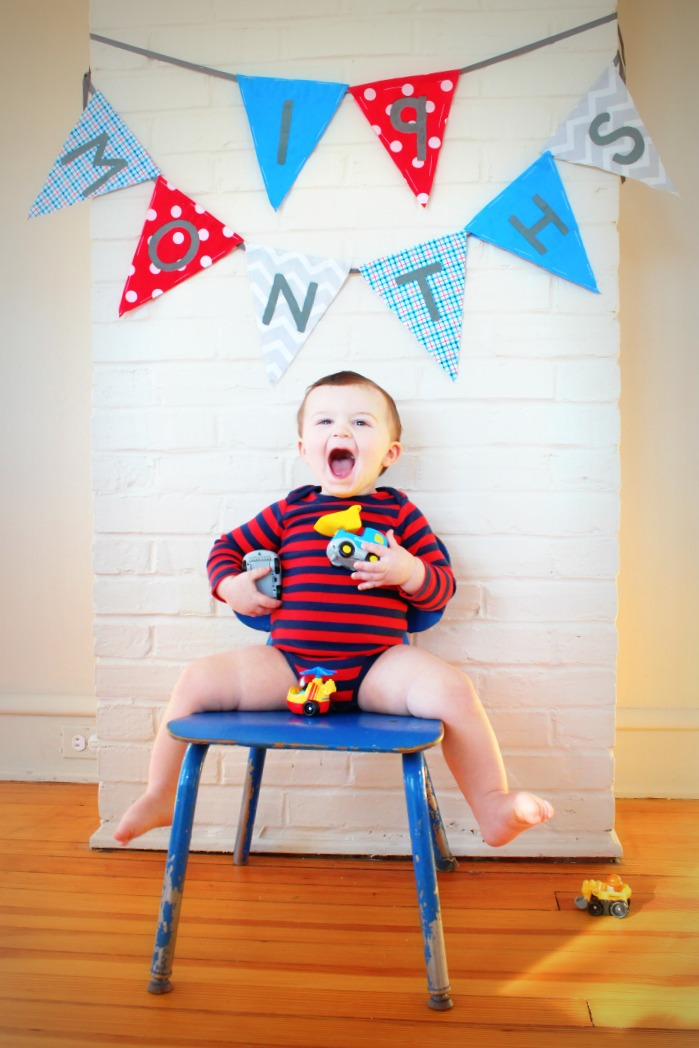 19 Months Old: Owen's Last Teen Month is Here
