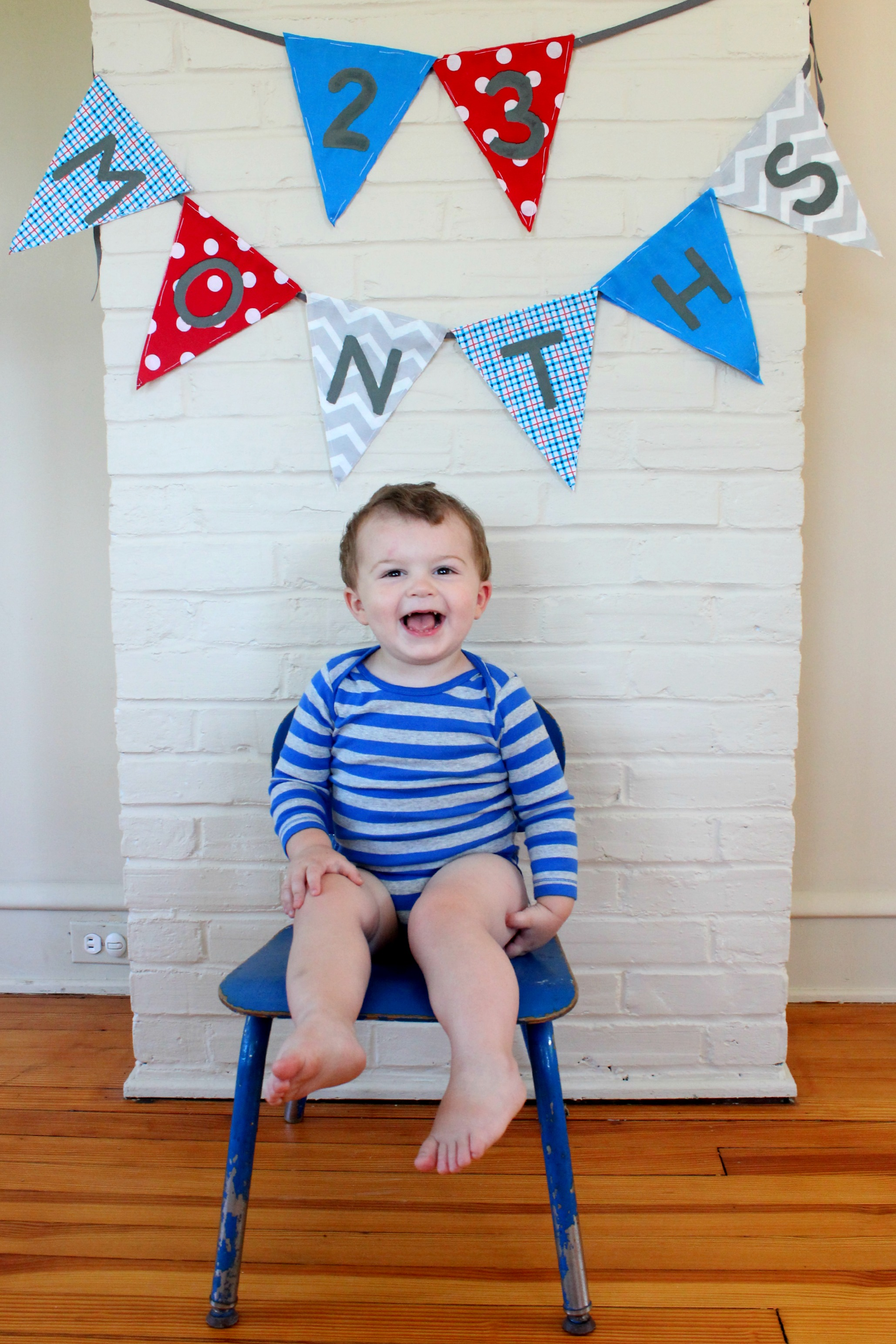 23 Months Old: Look Who's Almost Two!