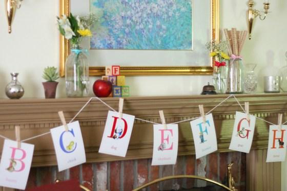 alphabet-card-display