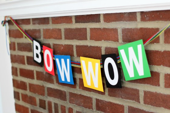 bow-wow-dog-party-banner