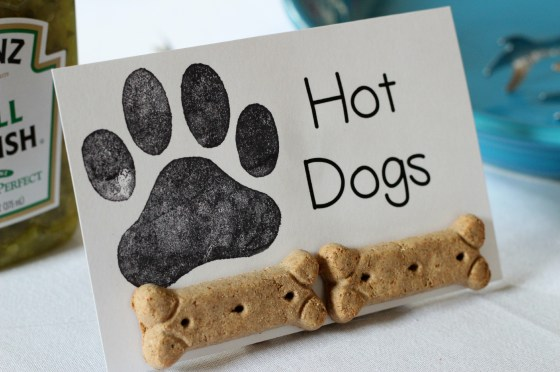 puppy-party-food-label