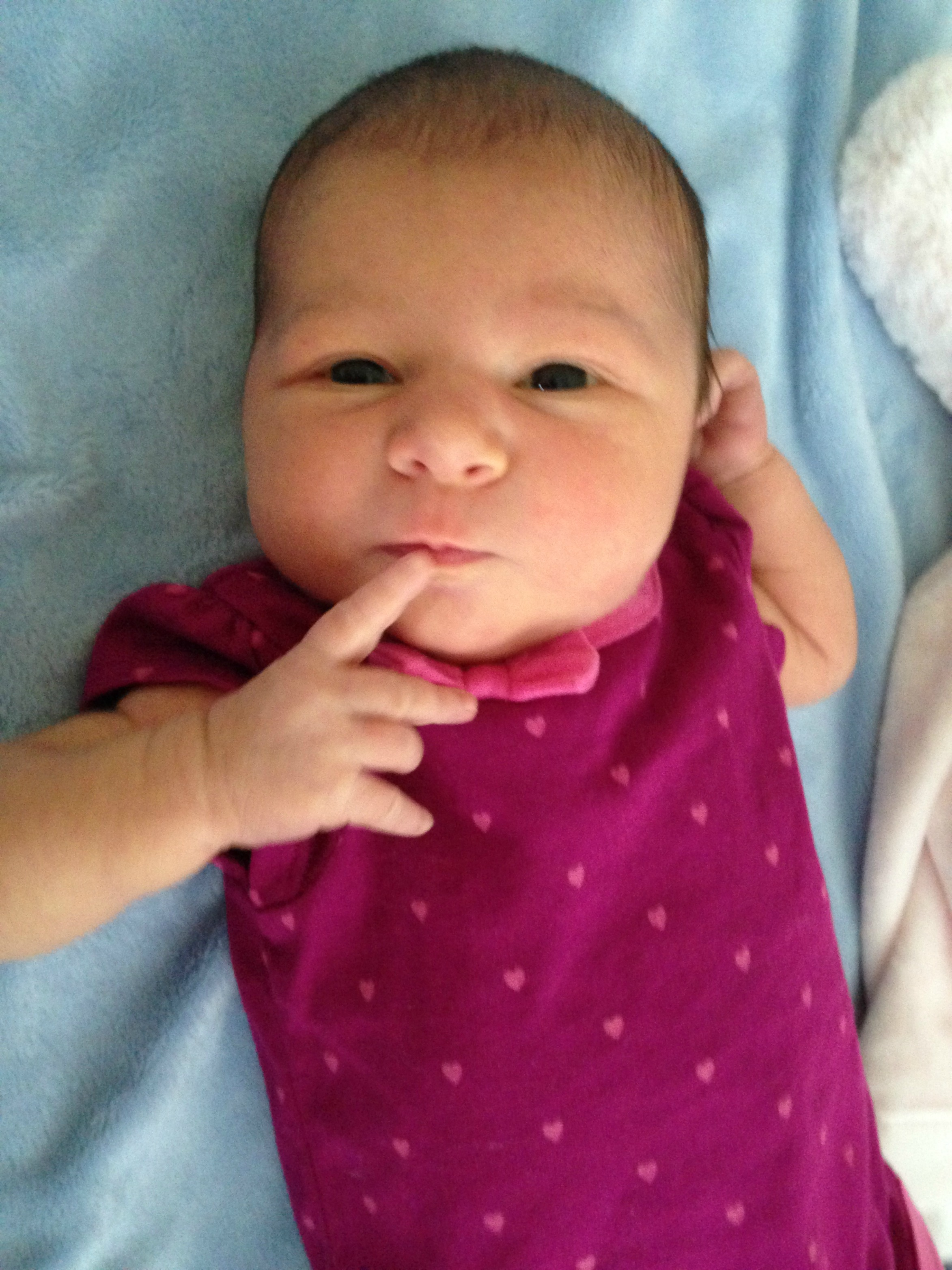 Meet Baby Carmendy
