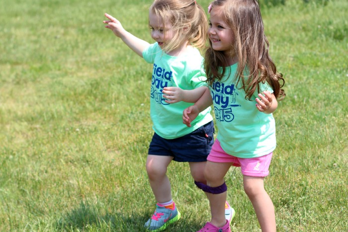 Toddler Field Day Might Be The Cutest Thing Ever