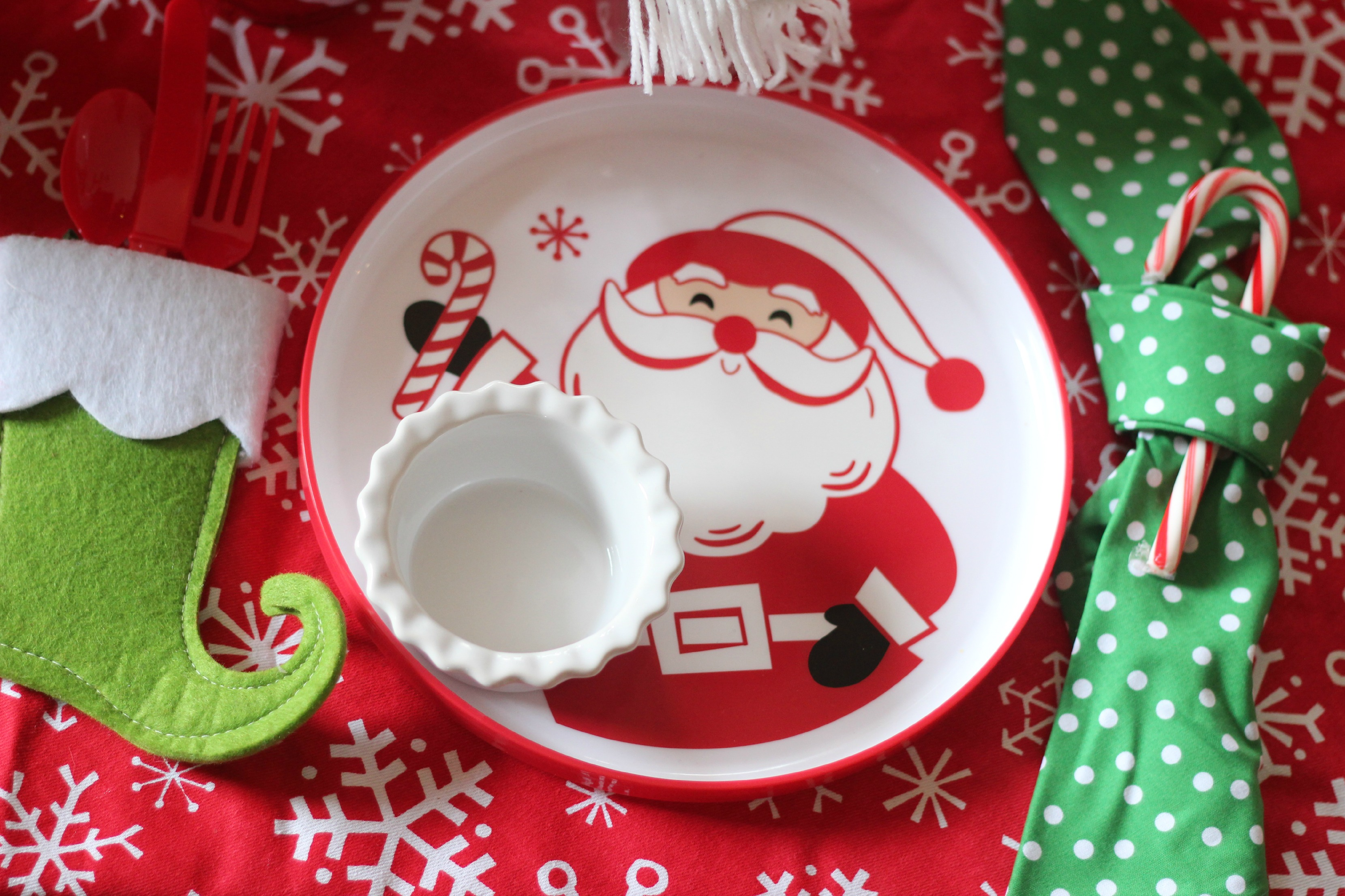North Pole Breakfast: Welcome Back, Elf On The Shelf!