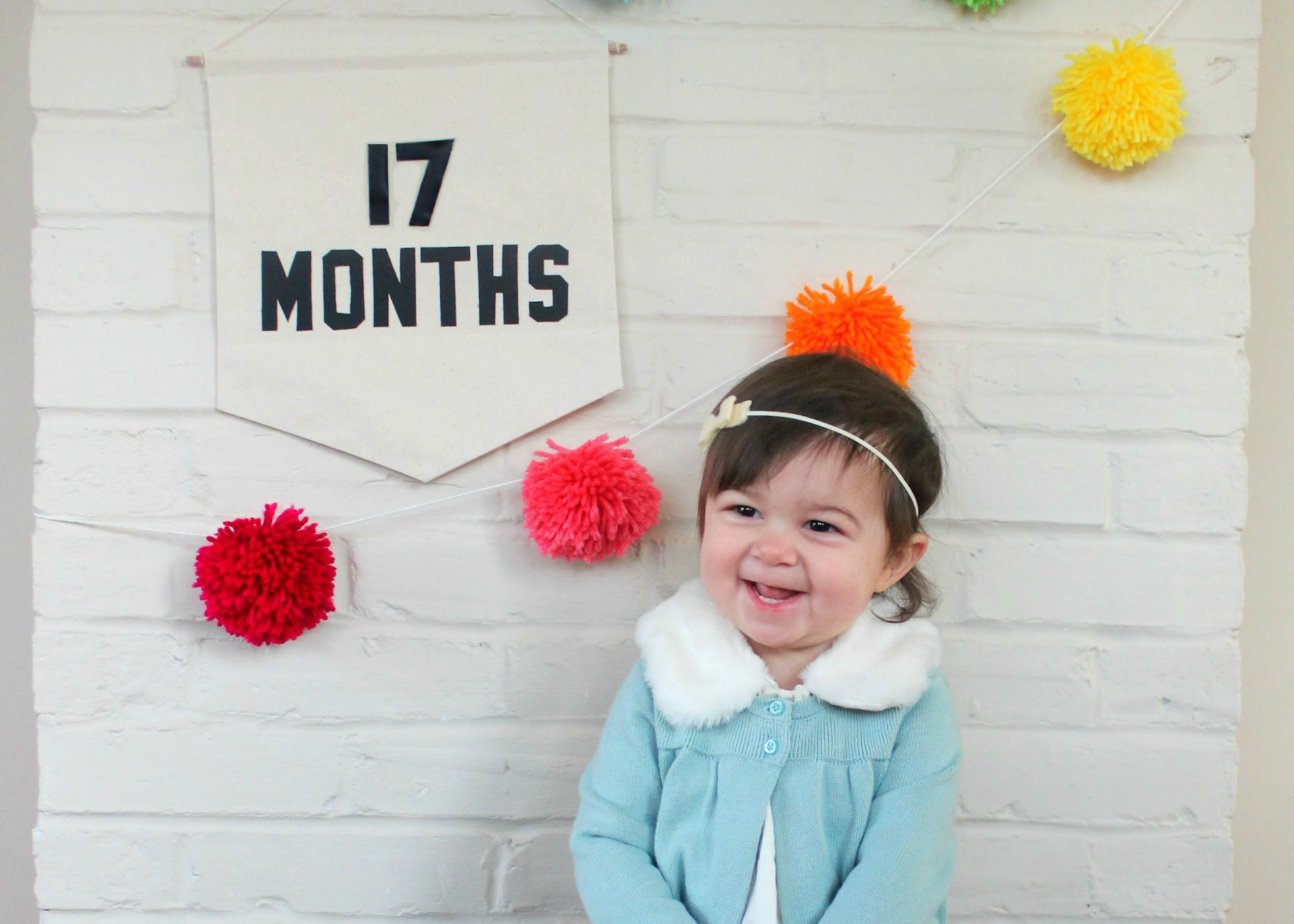 Catching Up With Carmendy {17 Months}