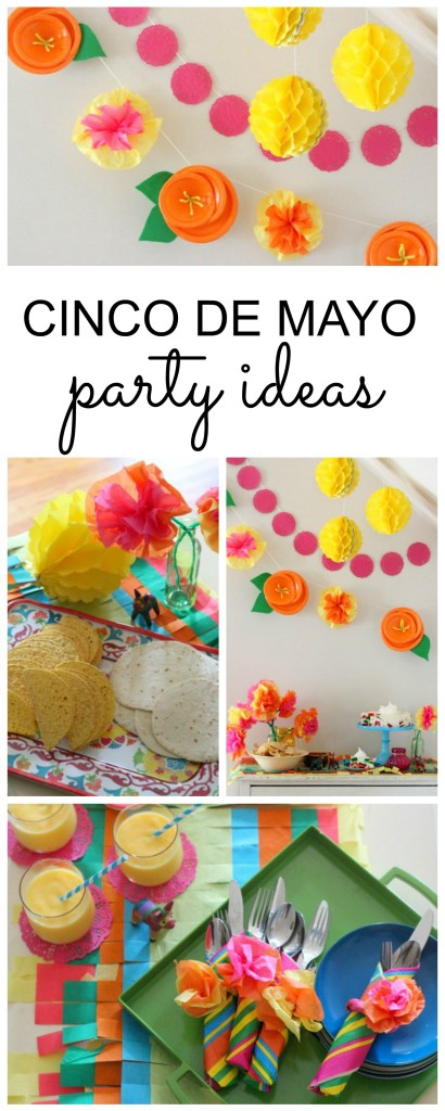 Cinco de Mayo Party Ideas and Budget-Friendly Decorations