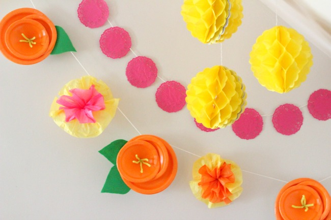 Paper Plate Flower Craft & Paper Plate Flower Craft - Ice Cream Off Paper Plates