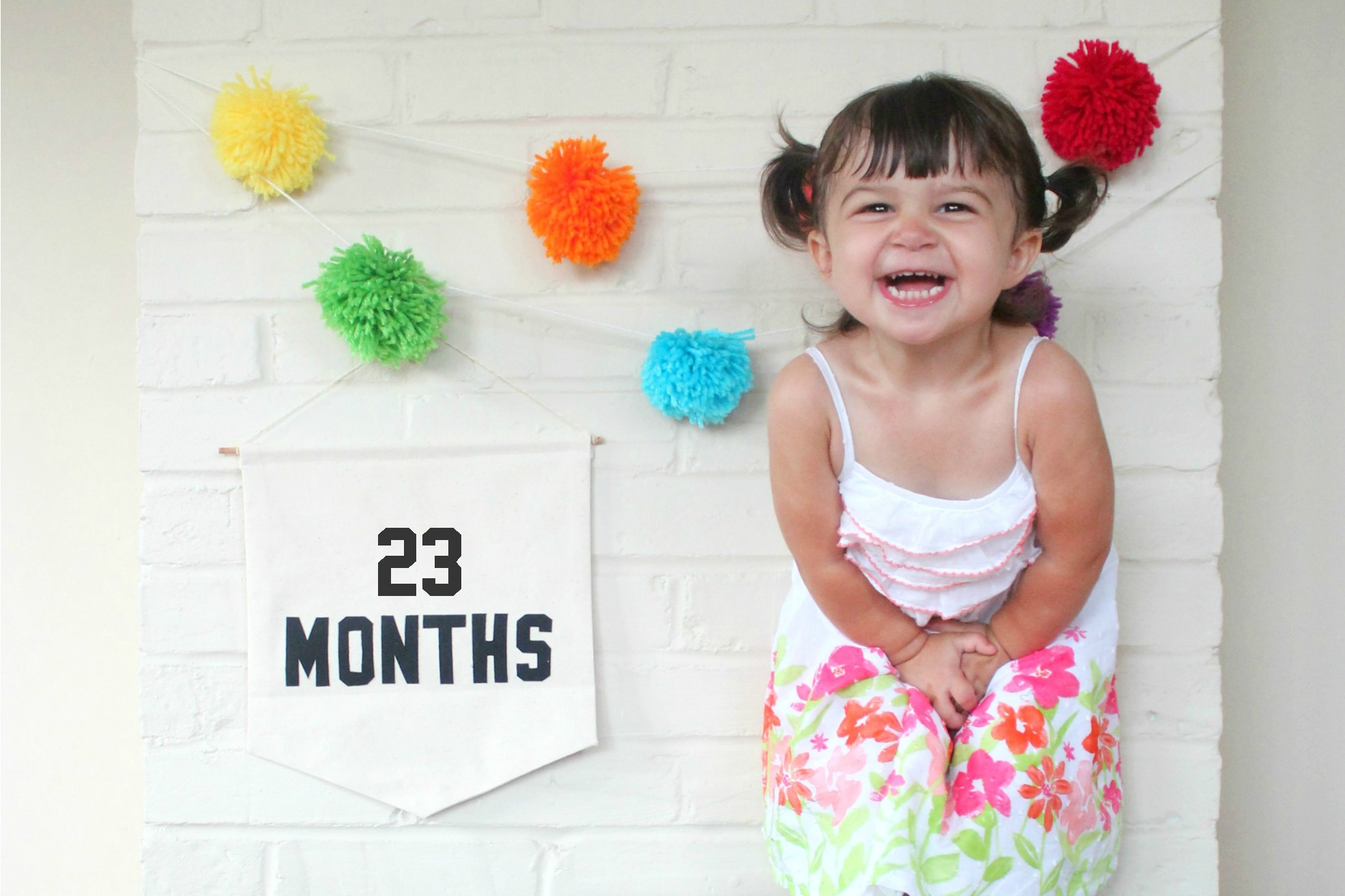 Catching Up With Carmendy {23 Months Old}
