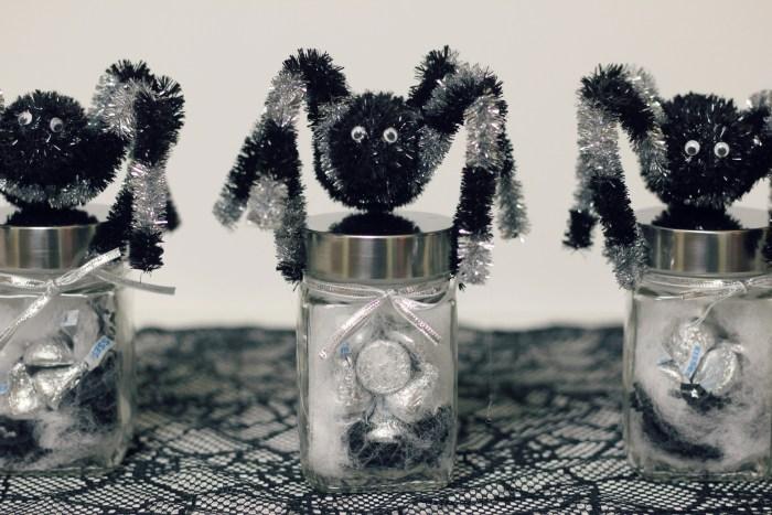 Spooky Spider Halloween Favors