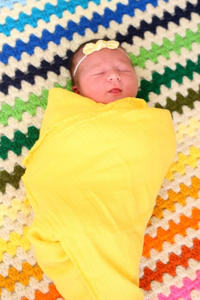 Meet Baby Winnie