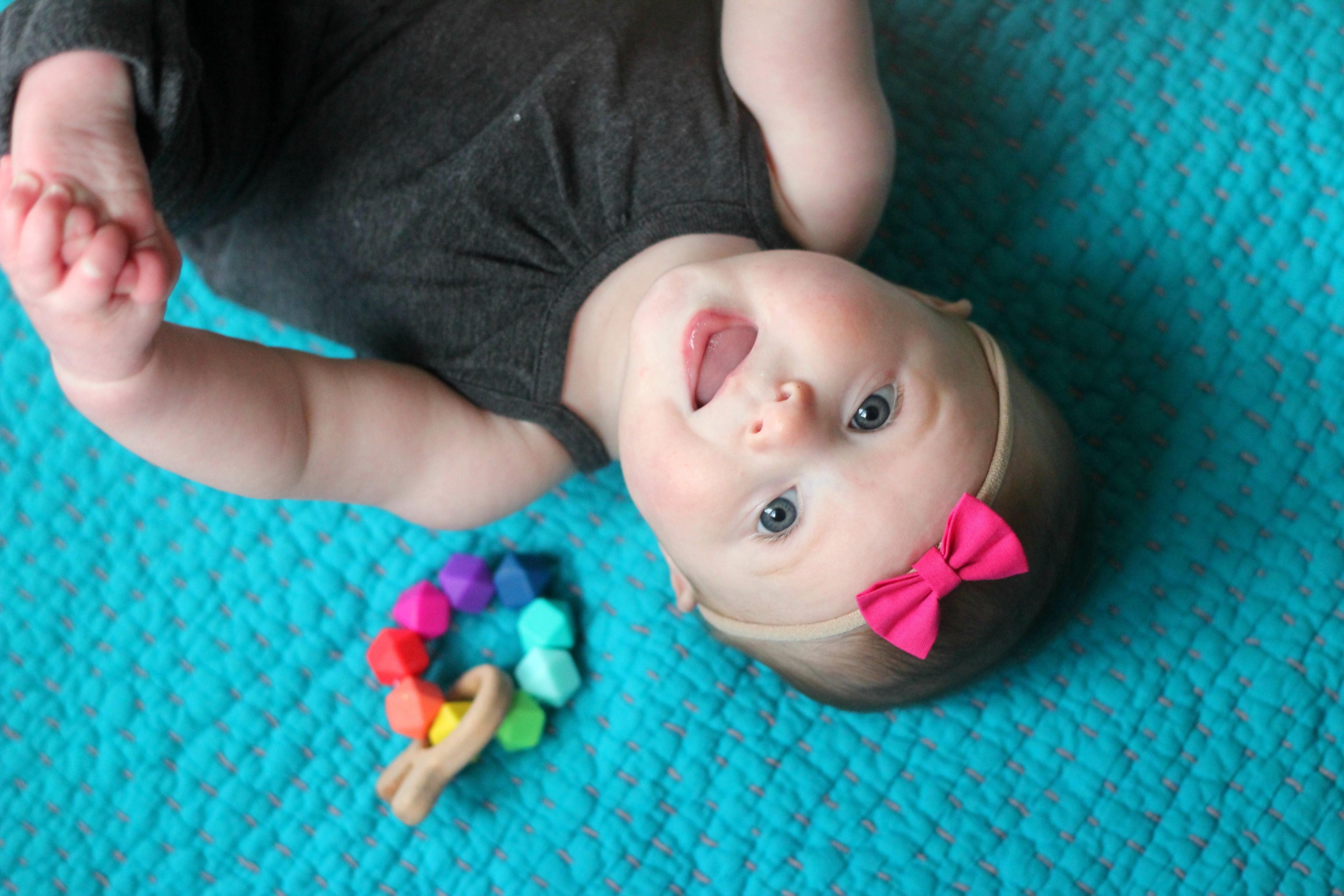 Winnie {Six Months Old}