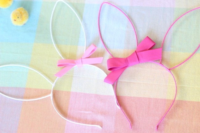 easter bunny headbands party favor