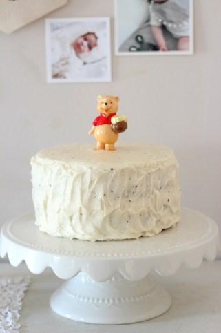 Boho Vintage Winnie the Pooh Birthday Party
