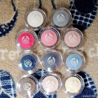 Upcoming + Swatches: The Body Shop Colour Crush Eyeshadow