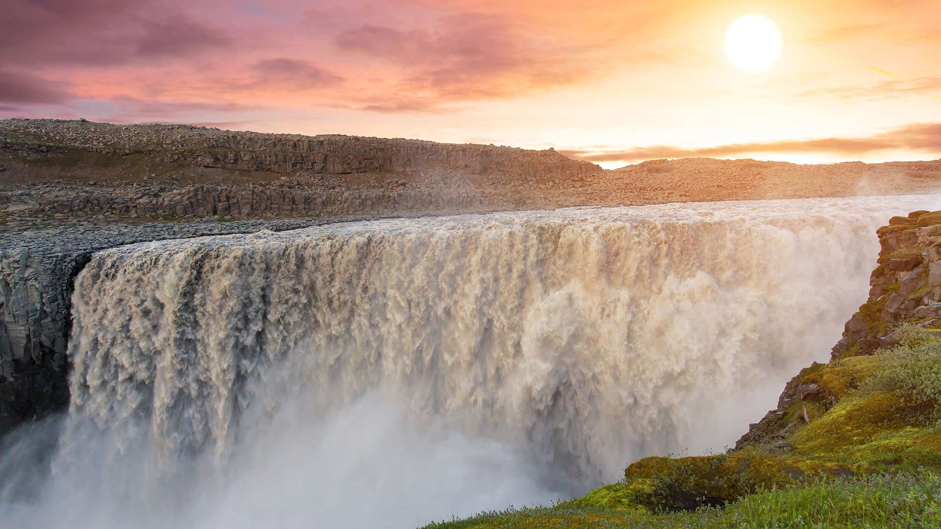 Fall Mist Wallpaper The Great Exploration Of Iceland And Greenland 16 Days