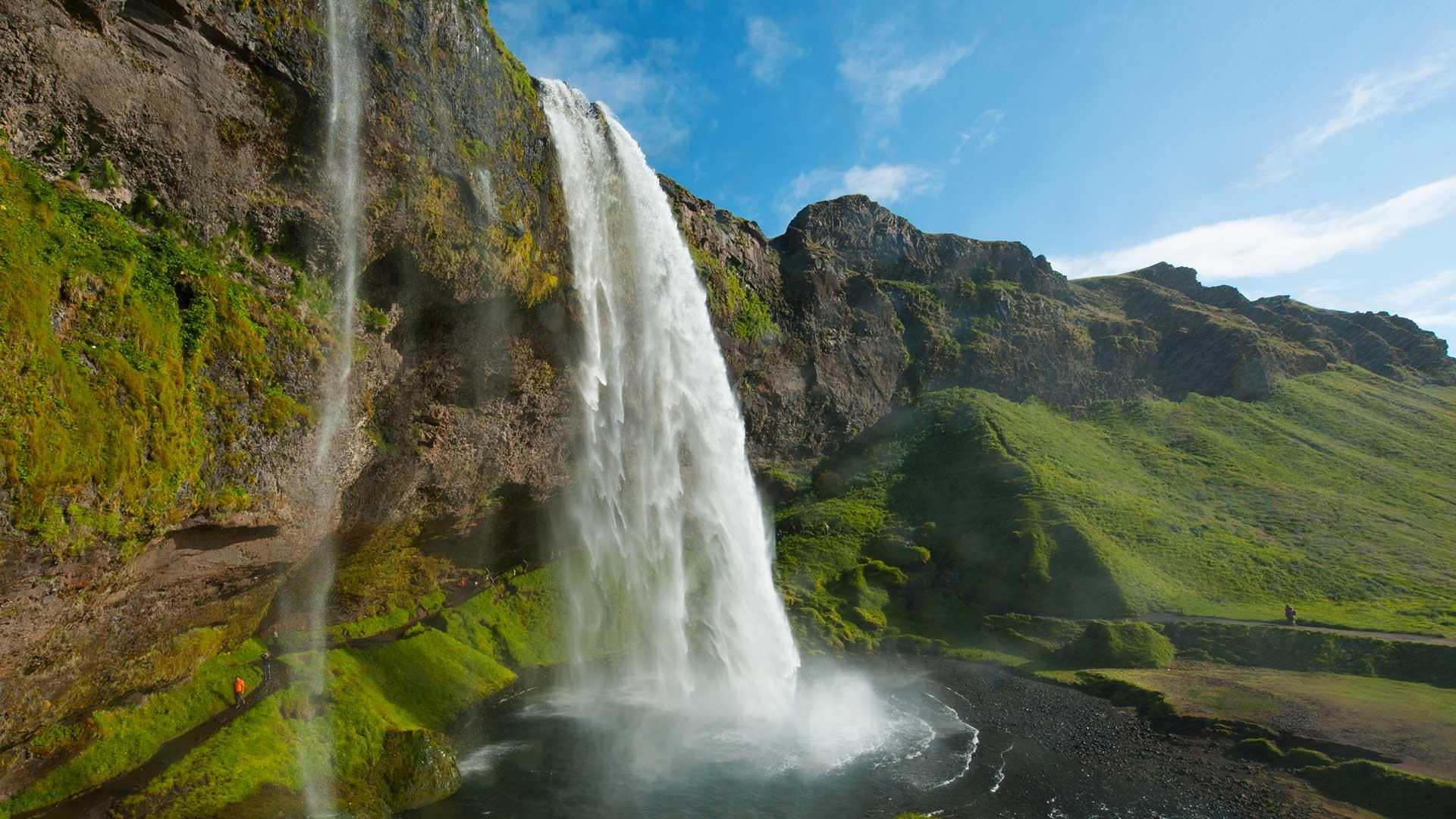 Animated Fall Wallpaper Seljalandsfoss Waterfall South Iceland Travel Guide