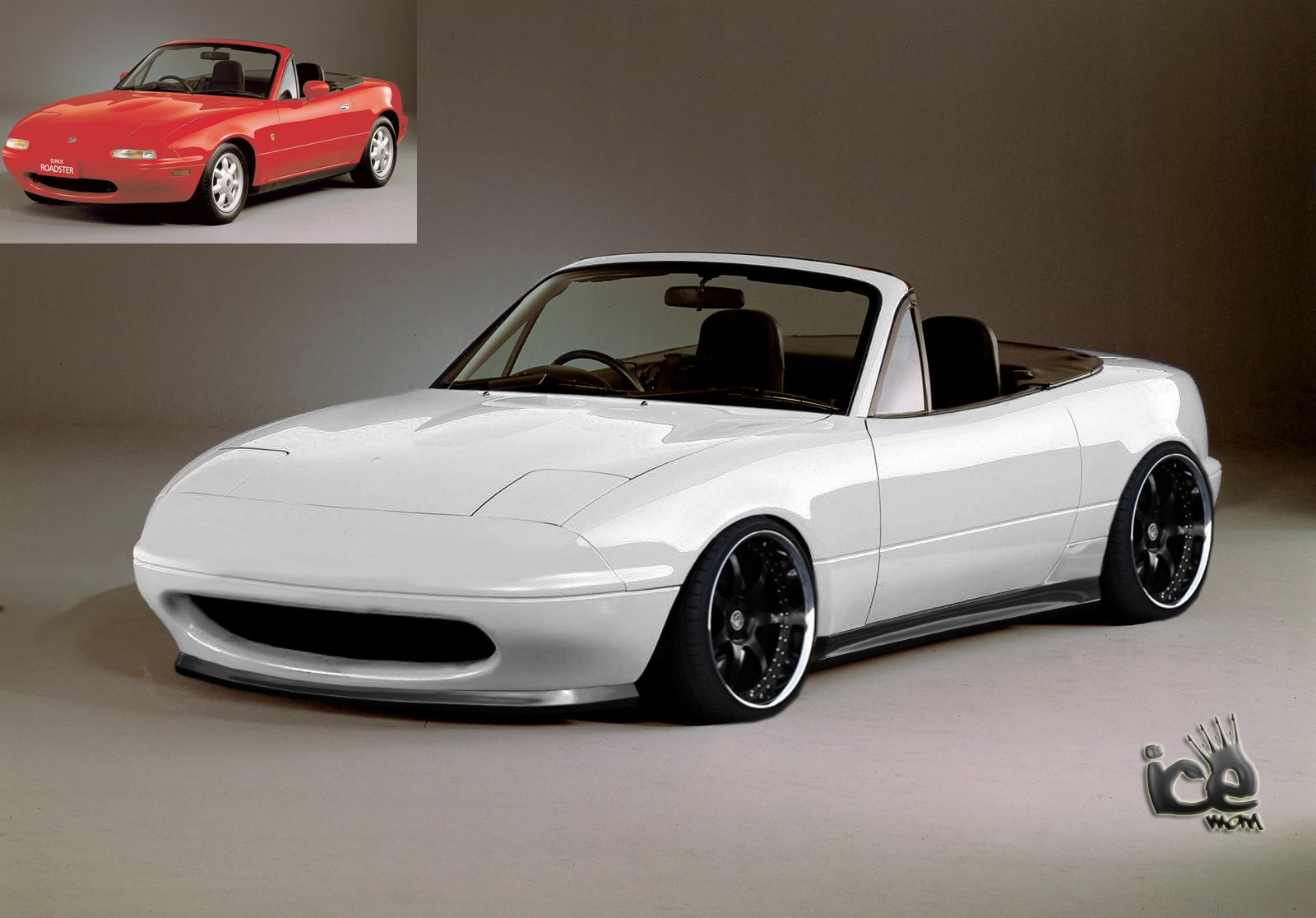 New Car Wallpaper Bloggers Mazda Miata Mx 5 By Iceman Icemangraphics