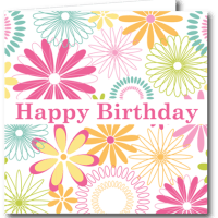 Product of the Week - CrAzY Birthday card!