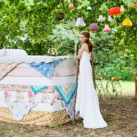 Fairytale Wedding Inspiration ~ The Princess and The Pea