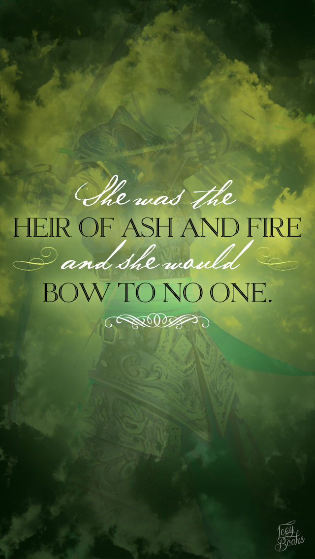 Powerful Quotes Phone Wallpaper Introducing Quote Candy And An Heir Of Fire Wallpaper