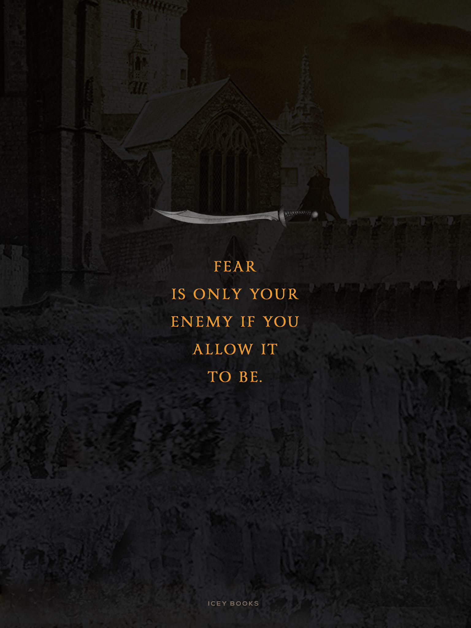 Enemy Wallpaper Quotes Quote Candy 29 Download A Wallpaper For An Ember In