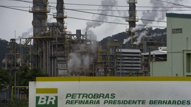 Refinería de Petrobras