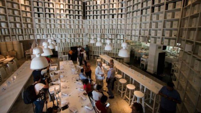 Restaurante La Leche, en Puerto Vallarte, Jalisco, donde fue secuestrado Jesús Alfredo Guzmán.