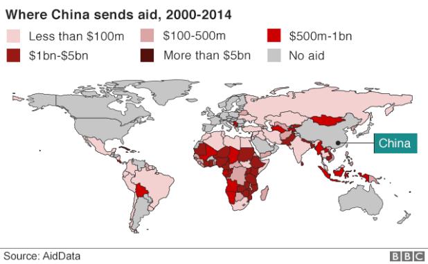 Trung Quốc đem tiền đi đâu?