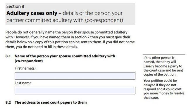 Divorce Form Sample Divorce Application Form Sample Divorce Form - examples of divorce papers