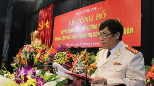 Thiếu tướng, Giáo sư, Tiến sĩ Trương Giang Long, Phó Tổng cục trưởng Tổng cục Chính trị, Giám đốc Học viện Chính trị CAND