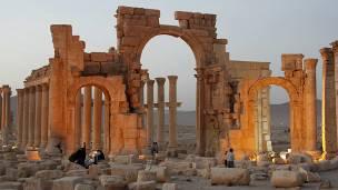 Arco de Triunfo de Palmira