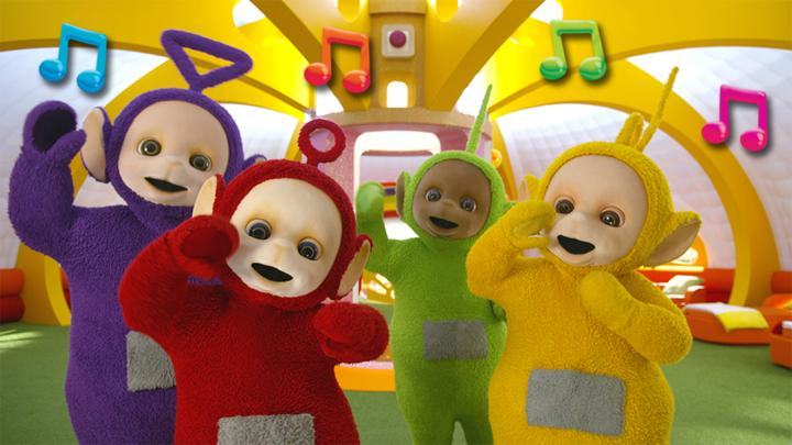 Return Of The Spice Girls Wallpaper Teletubbies Dance To Spice Girls And Clean Bandit