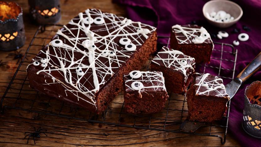 Halloween recipes - BBC Food