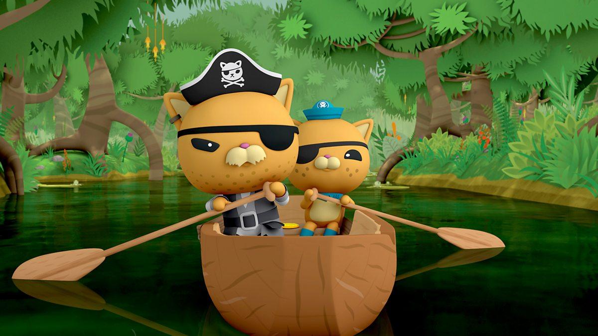 Animated Fish Wallpaper Hd Bbc Iplayer Octonauts Octonauts Special The Amazon