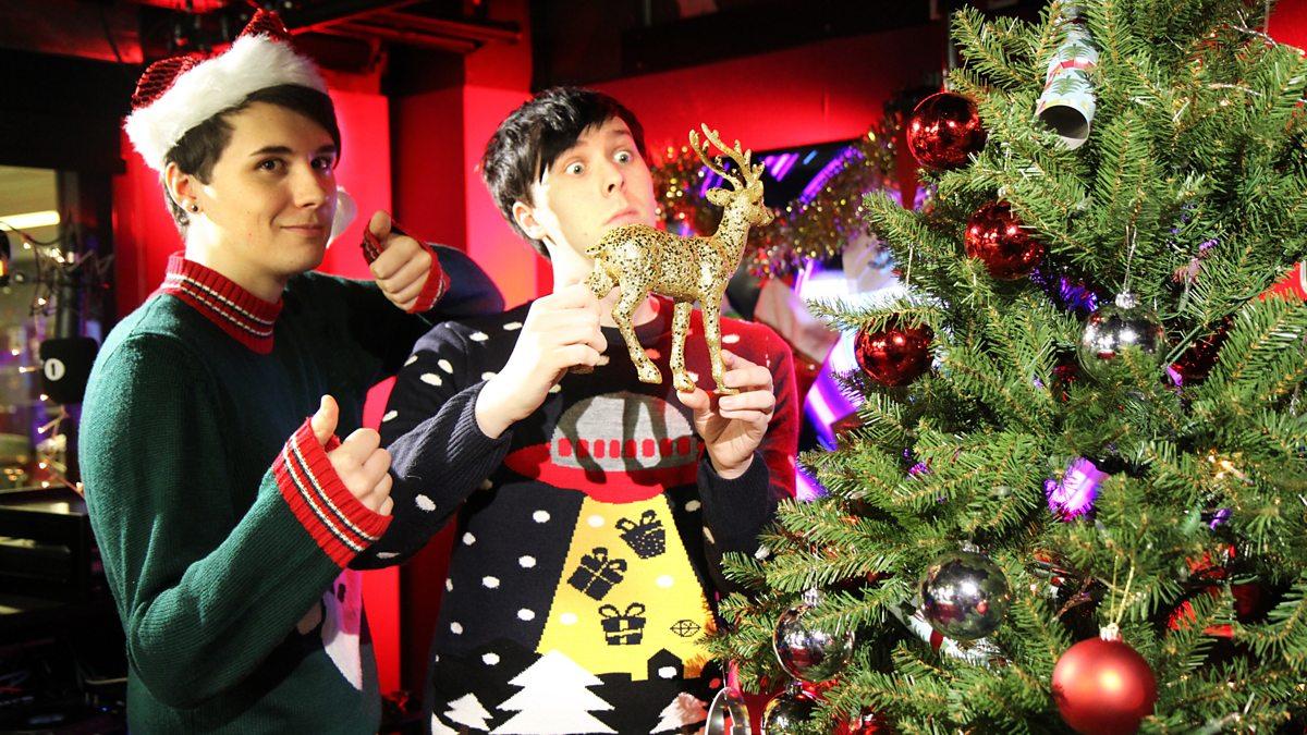 The Fall Bbc Wallpaper Bbc Radio 1 Dan And Phil Christmas Fun