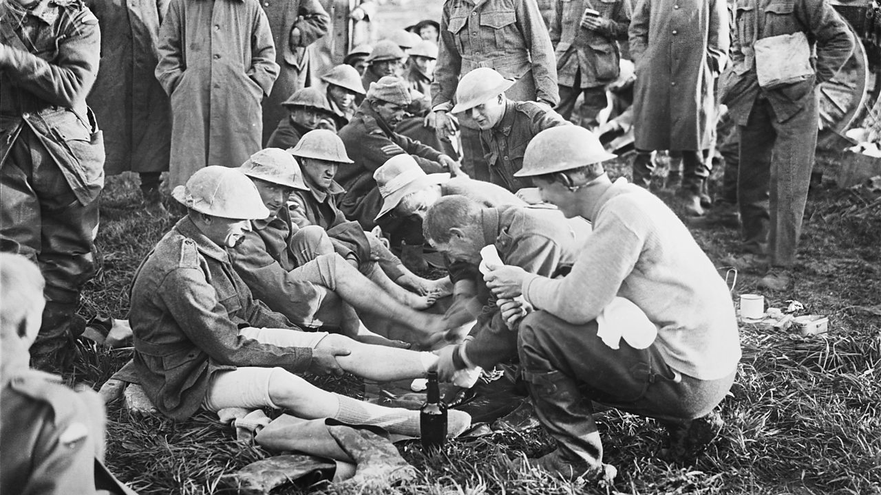 Facts About Wwi What Was Medicine Like During World War One Bbc Bitesize