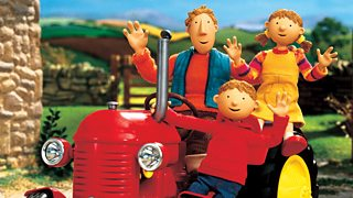 Cbeebies Little Red Tractor Series 1 Episode Guide
