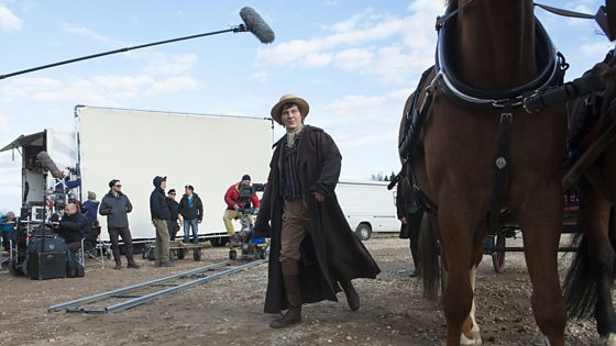 BBC One - War and Peace, A look behind the scenes - Paul Dano as