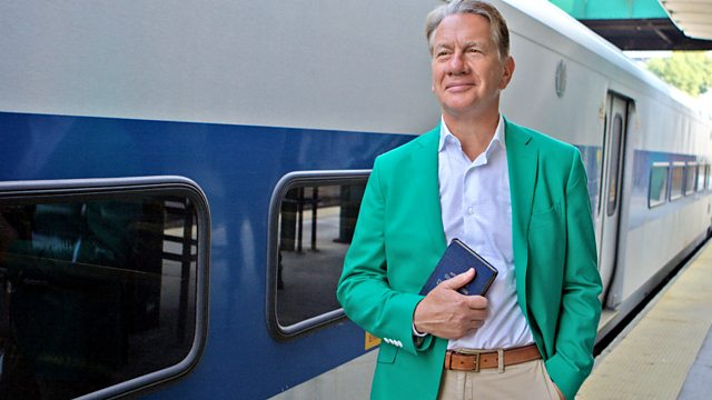 BBC Two - Great American Railroad Journeys, Series 1, Buffalo to