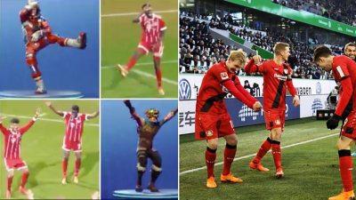These Fortnite celebrations are taking over the Bundesliga - BBC Three