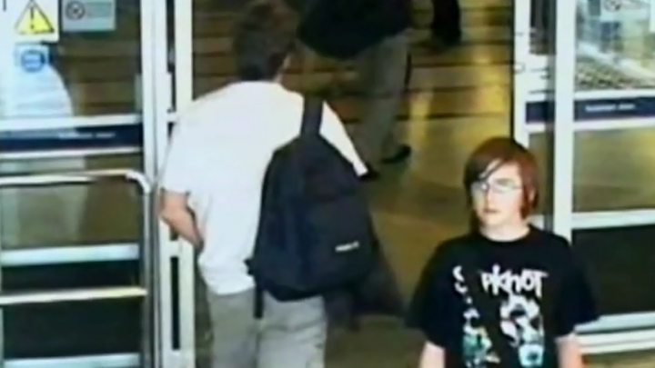 Andrew Gosden The boy who disappeared - BBC News