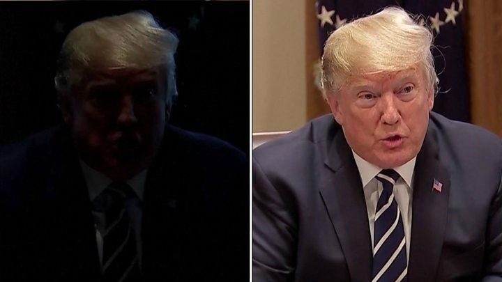 Trump Putin Russian leader attacks US critics of summit - BBC News